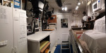 Test Photo: Darkroom with mixed incandescent and LED light